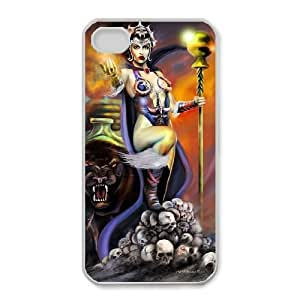 iphone4 4s Phone Cases White Evil Lyn UMF488240