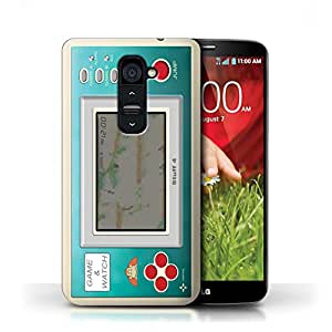 STUFF4 Phone Case / Cover for LG G2 / Donkey Kong JR Design / Games Console Collection