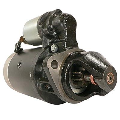Db Electrical Sbo0247 Starter For Holland Skid Steer Loader L445 L451, Deutz Marine, Khd F1L410 F2L410, Khd Various Equipment Engine,New Holland Skid Steer Loader L445,Atlas Loader Ar40: Automotive