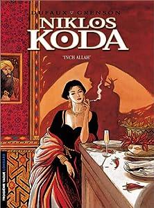 """Afficher """"Niklos Koda n° 3<br /> Inch Allah"""""""