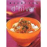 RECETTES D'HIVER