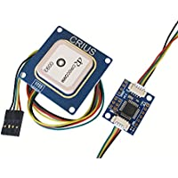 XSD MOEDL CRIUS I2c-gps NAV Module & U-blox Neo-6 V3.1 GPS Receiver for MWC Multiwii Se / Lite