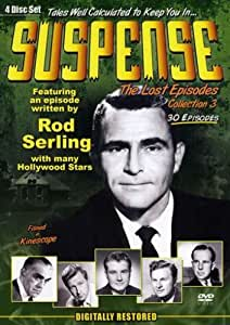 Suspense: The Lost Episodes Collection 3