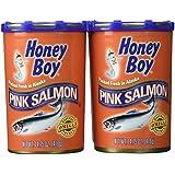 Honey Boy Pink Salmon - 4/14.75 oz. cans