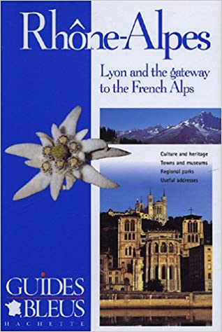 Livre gratuits Guide Bleu : Rhône-Alpes (version anglaise) pdf epub