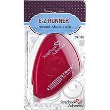 3L E-Z Runner Permanent Tape, 33-Feet