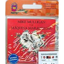 Mike Mulligan y su máquina maravillosa Book & Cassette
