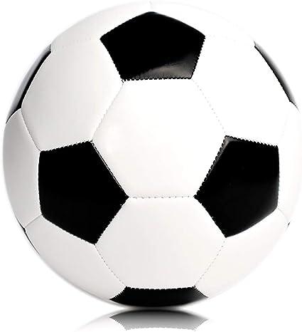 MJS Sports LTD - Balón de fútbol de 30 paneles, color blanco y ...