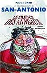 Les nouvelles aventures de San-Antonio : Le silence des anneaux par Dard