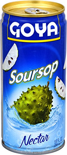 Goya Foods Guanabana Nectar, 9.6 Ounce (Pack of 24)