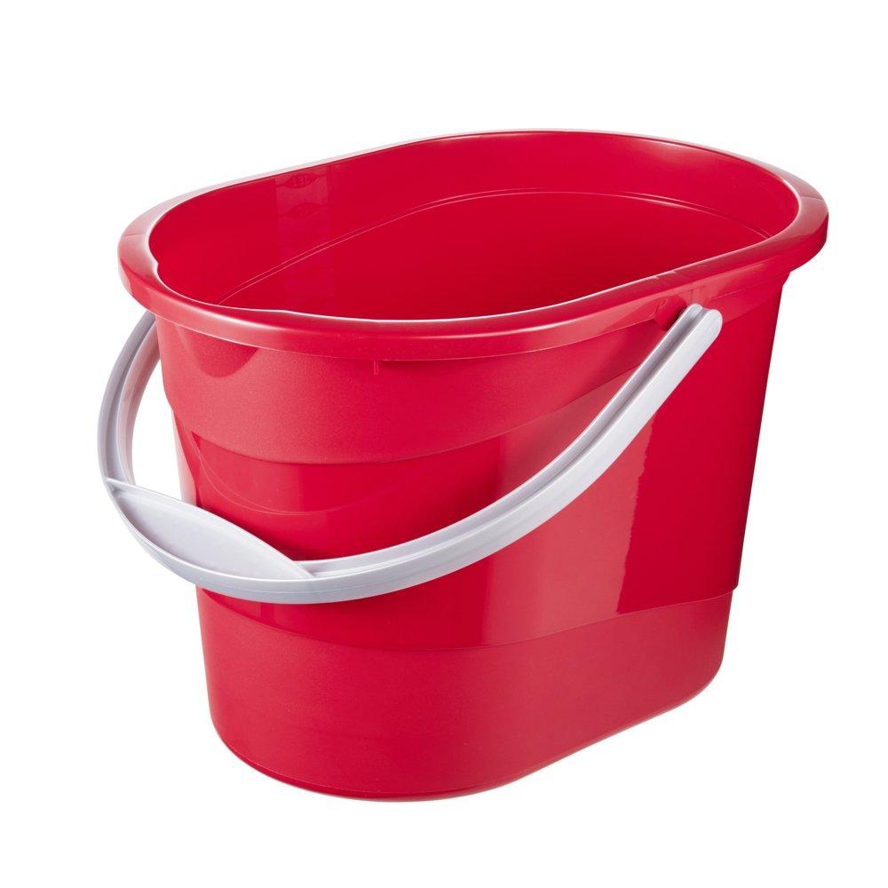 Unbekannt OKT 10787417000 intonaco secchio oval, lava rosso 1078741700000