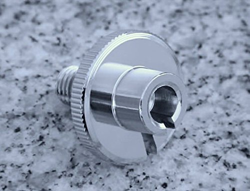 i5® CHROME CLUTCH CABLE ADJUSTER for Kawasaki Suzuki (Chrome Clutch Cable)