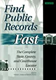 img - for Find Public Records Fast book / textbook / text book