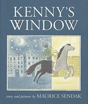 Kenny's Window 0064432092 Book Cover