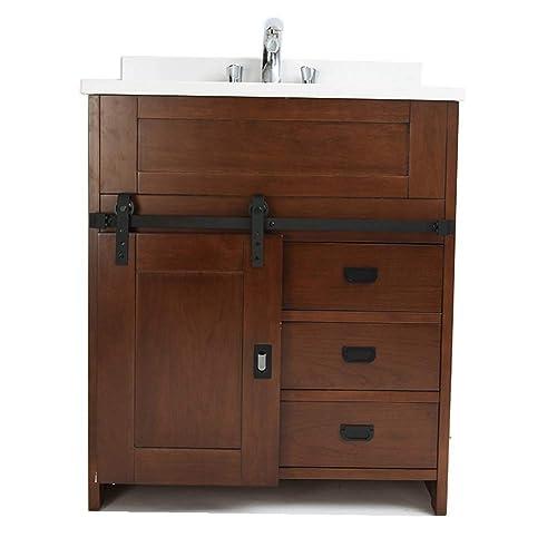 Barn Doors for Bathroom: Amazon.com