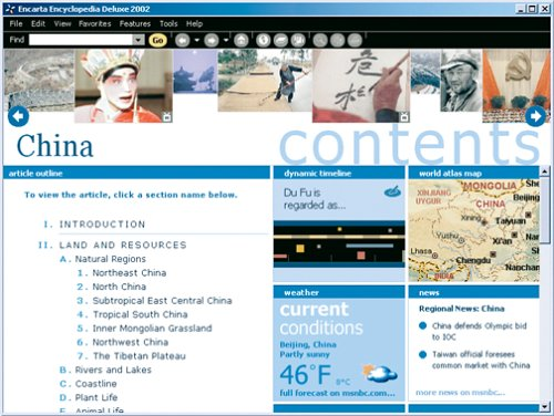Encarta Encyclopedia