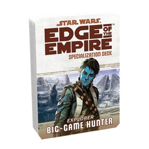 Specialization Deck - Big Game Hunter MINT/New (Empire On The Edge Bunker)
