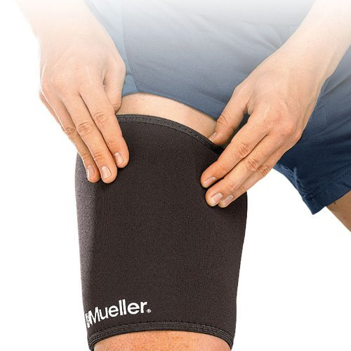 Mueller Thigh Sleeve - L by Mueller