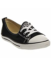 Converse Womens CT Ballet Lace Canvas Trainers