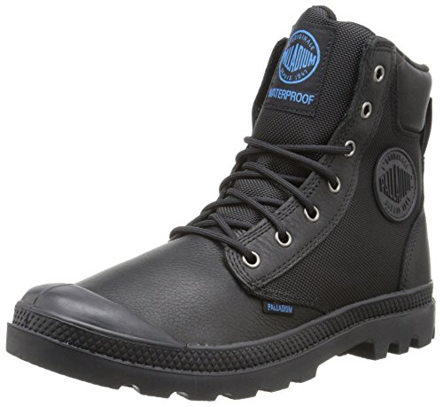 (Palladium Men's Pampa Sport Cuff Wpn Rain Boot, Black, 7 M)