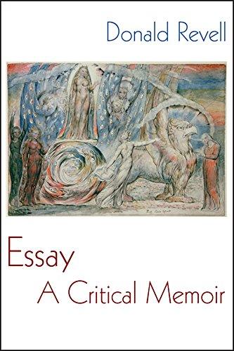 Essay: A Critical Memoir