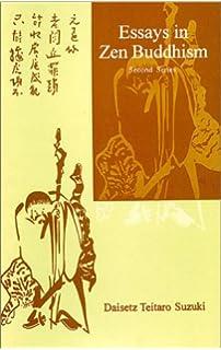 com essays in zen buddhism first series  essays in zen buddhism second series