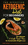 Free eBook - The Effective Ketogenic Diet for Beginner