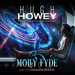 Molly Fyde and the Parsona Rescue Hörbuch