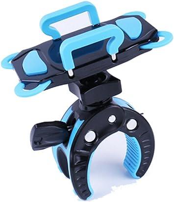 daorier universal Soporte Bicicleta bicicleta soporte de soporte moto para smartphone como iPhone 7/6 Plus/6/5S/5/4 Samsung Huawei etc (Amarillo): Amazon.es: Electrónica