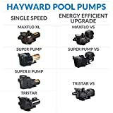 Hayward HP Pool Pump, Tristar