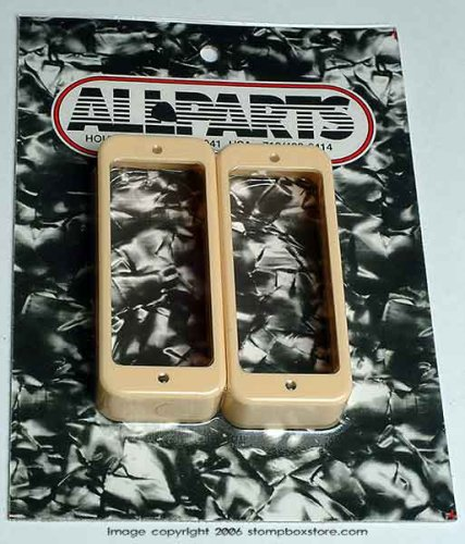 Allparts PC-0747-028 Small Humbucking Pickup Rings Cream