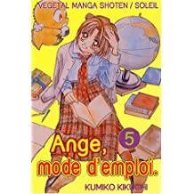 ANGE MODE D'EMPLOI T05
