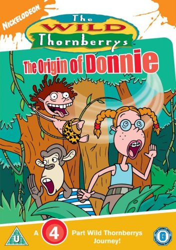 The Wild Thornberrys - the Origin of Donnie [Import anglais] (The Wild Thornberrys The Origin Of Donnie)