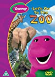 Barney - Let's Go To The Zoo [DVD]