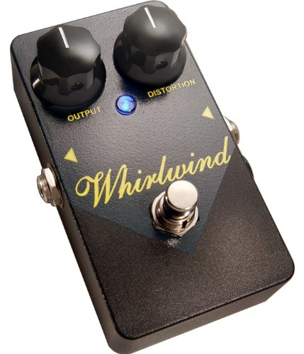whirlwind Rochester Gold box Distortion ギターエフェクター B002QBE26Y