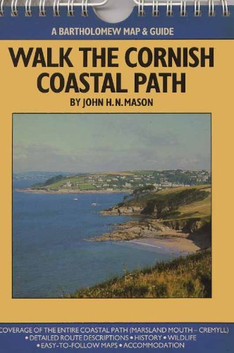 Coastal Path - Walk the Cornish Coastal Path