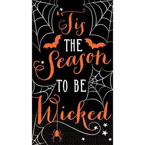 The Season To Be Wicked Guest Towel Napkins (16 ct) for $<!--$11.75-->