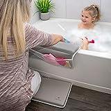 Baby Bath Kneeler - Bath Kneeler with Elbow Rest