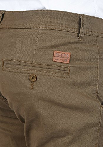 Blend Uomo Kainz Mocca Regular Brown Pantalone Da 71508 nbsp;elasticizzato Pantaloni Chino Fit qrrWnwpa