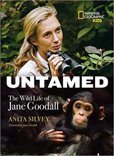 Untamed - book cover