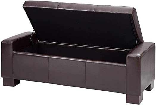 Madison Park Mirage Bench - the best ottoman chair for the money
