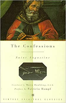 Image result for confessions augustine maria