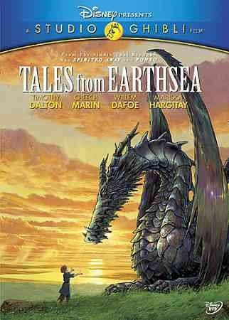 TALES FROM EARTHSEA (DVD/WS/ENG-FR-SP SUB) TALES FROM EARTHSEA (DVD/WS/ENG-FR-SP SUB)