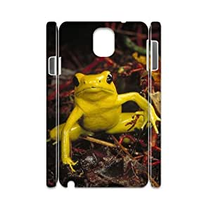 TOSOUL Diy case Frog customized Hard Plastic case For samsung galaxy note 3 N9000