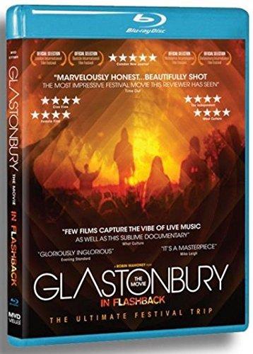 Glastonbury The Movie: In Flashback [Blu-ray]