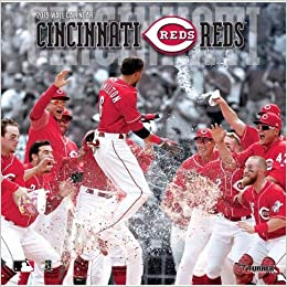 Cincinnati Calendar 2019 Cincinnati Reds 2019 Calendar: Lang Holdings Inc.: 9781469360409