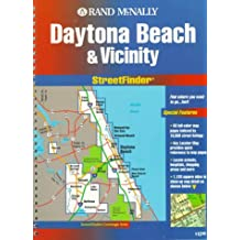 Amazon rand mcnally florida united states books rand mcnally daytona beach vicinity streetfinder streetfinder atlas sciox Image collections