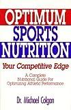 Optimum Sports Nutrition: Your Competitive Edge