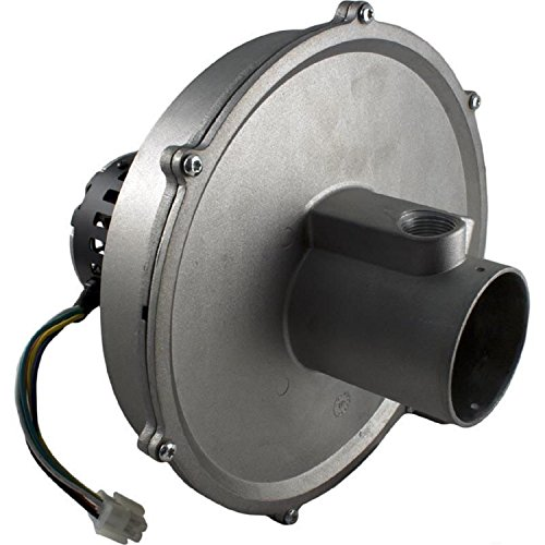 Pentair 77707-0254 Combustion Air Blower for Propane Gas Heater