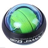 SODIAL Wrist Roller Ball Gyroscope Arm Hand Exercise Force Strengthener